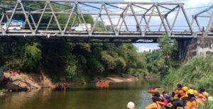 Wanita di Magetan Yang Lompat Dari Jembatan Ditemukan Tak Bernyawa