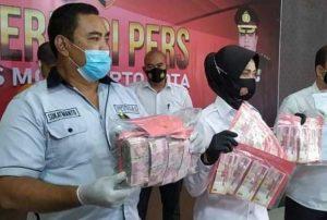 Ngaku Dapat Gandakan Uang dengan Ritual Ghaib, Pria di Mojokerto Dipenjara