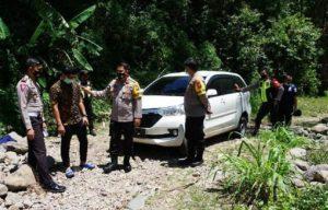 Alami Pristiwa Mistis, Mobil Pria Asal Surabaya Tiba Tiba Di Tengah Sawah, Berikut Ceritanya