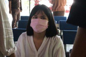 Vanessa Angel Serahkan Diri ke Rutan Pondok Bambu