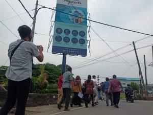 Persidangan Setempat CV. Pandu Putra Majapahit Lawan Satpol PP Kota Mojokerto Digelar