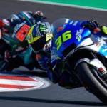 Hasil MotoGP Eropa Hari Ini Joan Mir Menang Suzuki Finis 1 dan 2