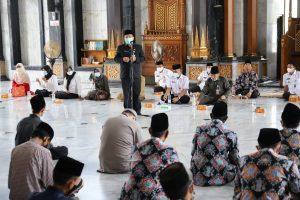 Pemkab Jombang Gelar Musabaqoh Tilawatul Qur'an (MTQ) 2020 Sebagai Bentuk Syiar Islam