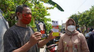 Walikota Mojokerto Blusukan Sidak Rokok Tanpa Pita Cukai
