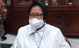 Walikota Surabaya Tri Rismaharini Resmi Jadi Kemensos