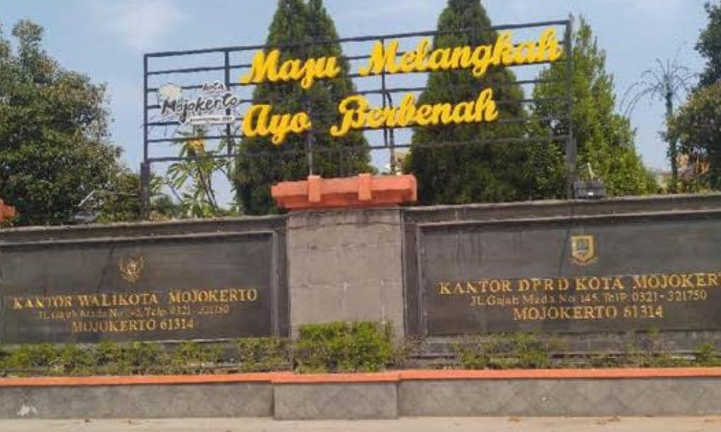 Terungkap Sebab Kantor DPRD Kota Mojokerto Ditutup