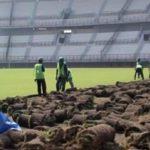 Meski Piala Dunia U-20 Ditunda Stadion Gelora Bung Tomo Tetap Renovasi