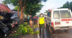 Kecelakaan Maut Di Jalur Lamongam Babat Satu Orang Tewas