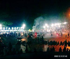 Keindahan Kota Sofifi Ada Komitmen Tegas Santrani Abusama