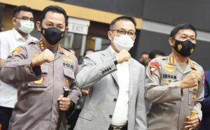 Melalui Usulan Presiden Jokowi, Komisi III DPR Setujui Listyo Sigit Prabowo Sebagai Kapolri