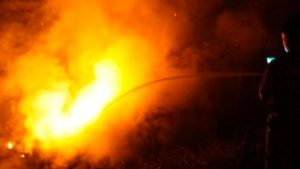 Suara Ledakan Keras di Bekas Tambang di Mojokerto Dikira Pesawat Jatuh