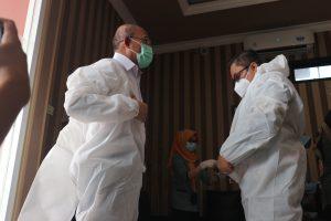 Menko PMK Soroti Penanganan Limbah Medis Di PT PRIA Mojokerto