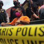 Pembunuh Terapis Pijat Mojokerto, Akhirnnya Ditangkap Usai Sketsa Wajah Disebarkan