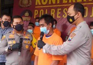 Usai Diajak Wik Wik di Villa Pacet Janda Tua Motornya Amblas