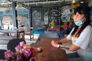 Viral, Janda Cantik Di Blitar Jual Cafe Bonus Istri