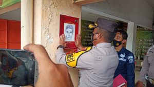 Pembunuh Terapis Pijat Mojokerto Diburu, Polisi Sebarkan Sketsa Wajah Pelaku