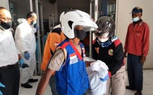 Nenek Tak Bernyawa Ditemukan Membusuk Di Terminal Mojokerto