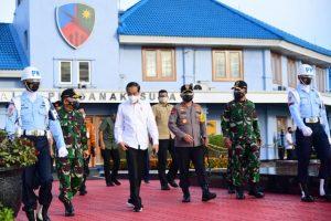 Bertolak Ke Maluku Utara, Presiden Akan Resmikan Terminal Bandara Kuabang dan Tinjau Vaksinasi Massal