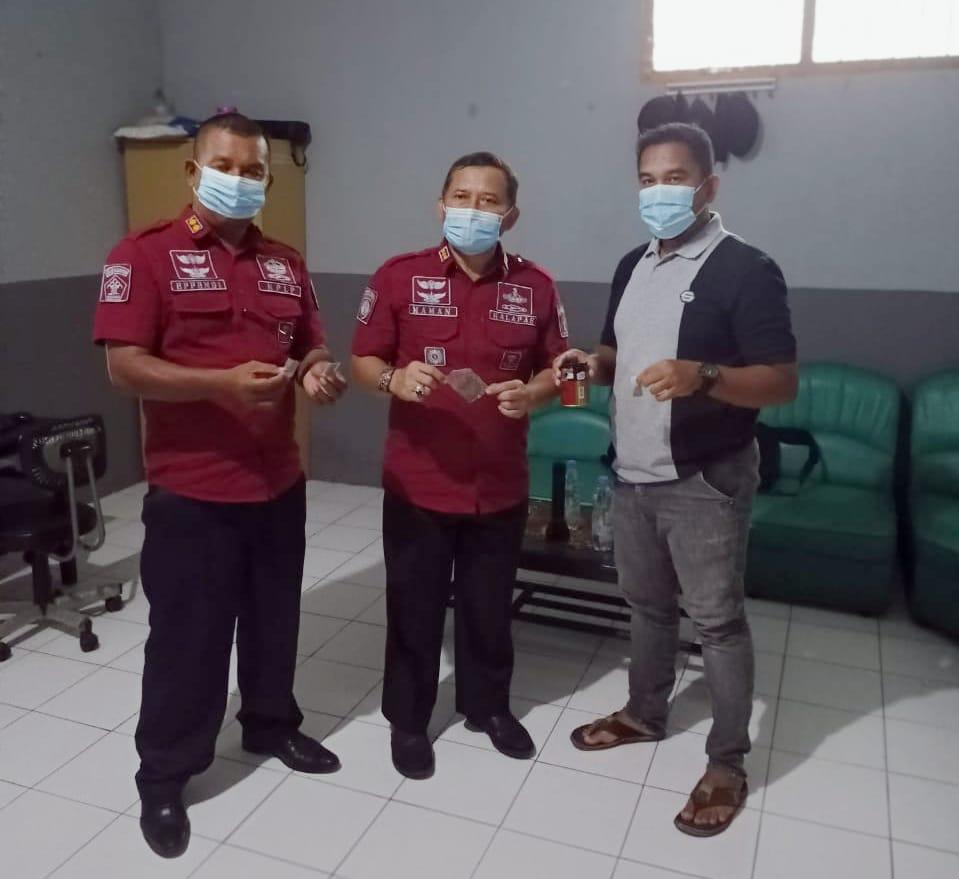 Polda Malut Berhasil Ungkap Peredaran Narkoba Di Lapas Kelas 2A Kota Ternate