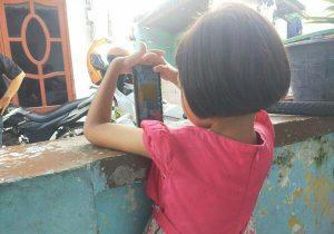 Sempat Diculik Bocah di Surabaya Kini Kembali Ke Pangkuan Orang Tuanya