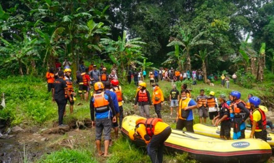 Pencari Bonsai Hilang Di Sungai Pikatan Belum Ditemukan