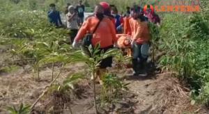 Terungkap Identitas Mayat Pria Di Kebun Singkong Tumapel Mojokerto