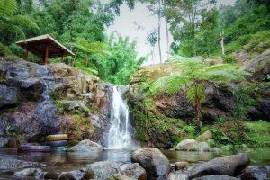 Keindahan Dan Kesejukan Air Terjun Surodadu Pacet Mojokerto