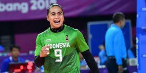 Aprilia Manganang Mantan Ttlet Voli Putri Kini Jadi Prajurit TNI AD Setelah Jadi Laki Laki