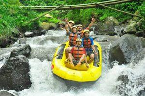 Wisata Arung Jeram Obech Rafting Pacet