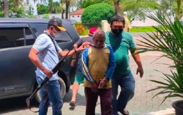 Bawa Bahan Peledak Pria Di Jember Diamankan
