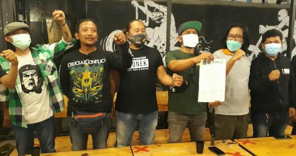 Lima Ribu Bonek Berencana Demo Pemkot Surabaya