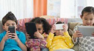 Cara Kenali Tanda Anak Alami Kecanduan Gadget