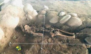 Arkeolog Temukan Kerangka Manusia di Situs Kumitir Saat Eskavasi Bikin Merinding