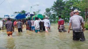 Nekat Mencari Ikan Saat Banjir Pria di Lamongan Tewas Digigit Ular
