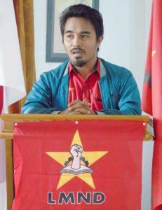 LMND Malut Akhirnya Apresiasi kedatangan Presiden RI Di Maluku Utara