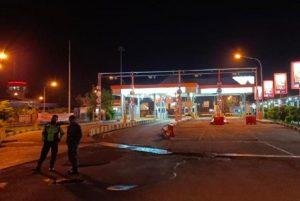 Pelabuhan Ketapang Ditutup,