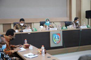 Bupati Jombang Pastikan PTM Dimulai 6 April 2021
