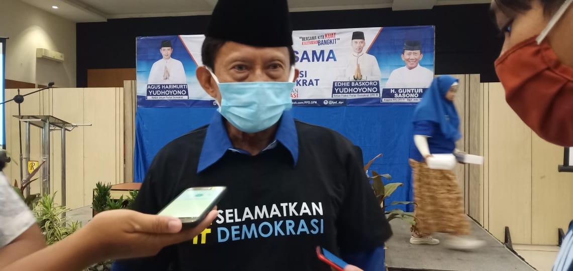 Partai Demokrat Siap Selamatkan Demokrasi Indonesia
