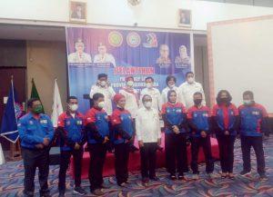 PD FSP KEP SPSI Dan PC FSP KEP SPSI Se Maluku Utara Resmi Di Lantik