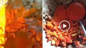 Video Cabai Dicat di banyuwangi Trending Di Facebook Sempat Bikin Resah Warga