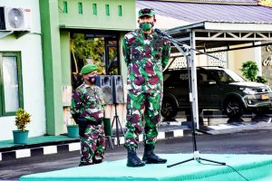 Danrem 152/Babullah Pastikan Tidak Ada Prajurit Sebagai Calo Penerimaan Calon Prajurit TNI