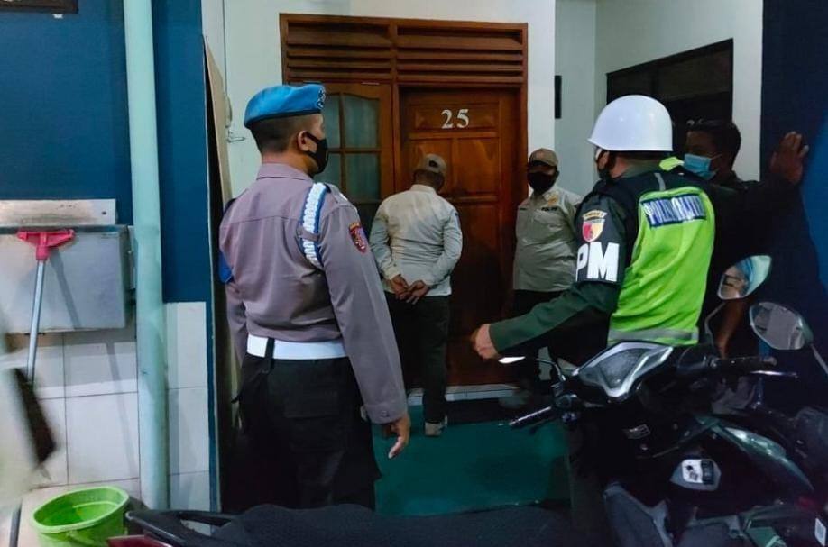 Jelang Bulan Suci Ramadhan Pol PP Jombang Getol Razia Hotel