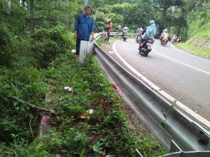 Jalur Wisata Sendi Pacet Makan Korban, Dua Gadis Tewas Tabrak Pembatas Jalan