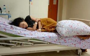 Gadis Cantik Terkena Sindrom Putri Tidur, Tiga Hari Belum Bangun