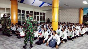 Ratusan Putra Maluku Utara Lulus Seleksi Cata PK TNI-AD Gelombang I Tahun 2021