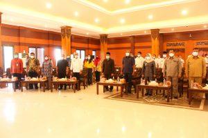 Pemkot Mojokerto di Perubahan RPJMD & RKPD 2022 Prioritaskan Pemulihan Ekonomi dan Pembangunan Infrastruktur