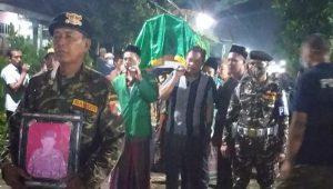 Jadi Imam Shalat Tarawih Banser di Jombang langsung Dipanggil ALLAH
