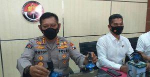 Jual Regulator Tak SNI Produsen Regulator di Surabaya Diamankan Polisi
