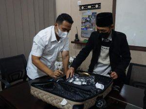Pemilik Koper Misterius Dikira Bom Di Mojokerto, Akhirnya Terungkap