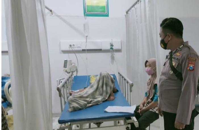 Ibu Yang Dianiaya Anak Kadung, Kini Matanya Akan Diambil Karena Rusak